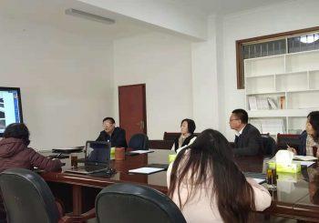 潍坊新华中学学生综合素质评价研讨会