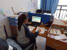 郑州高新区八一中学的学生会六部评价